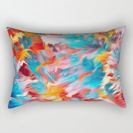Niode Rectangular Pillow