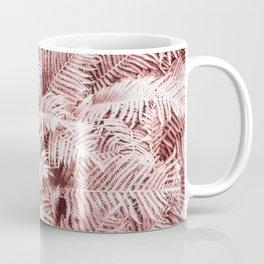 Fern Bush Blush Pink | Bedroom Art Coffee Mug