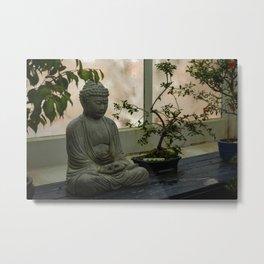 Buddha No. 1 Metal Print