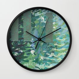 Pattern Recognition 021 Wall Clock
