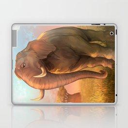 Elephant of the Serengeti Laptop & iPad Skin