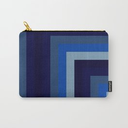 Blue Number 1 Carry-All Pouch
