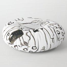 Pantry Floor Pillow