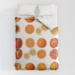 Fruit Attack Comforters