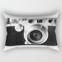 Old Camera Rectangular Pillow