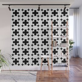 Jerusalem Cross 2 Wall Mural