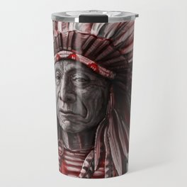 Red Cloud Travel Mug