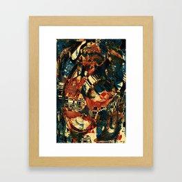 Pattern № 54 Framed Art Print