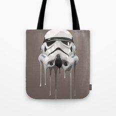 Stormtrooper Melting Tote Bag