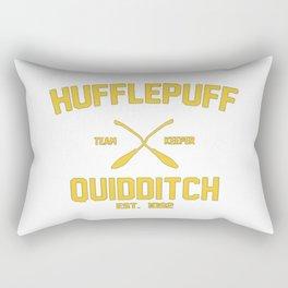 Hufflepuff Quidditch Rectangular Pillow
