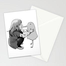 Goodnight / Oyasumi Punpun - Aiko's Kiss Stationery Cards