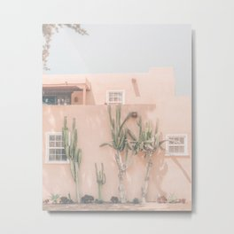 Vintage Los Angeles Metal Print
