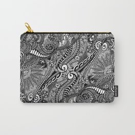 Zentangle Perception Carry-All Pouch