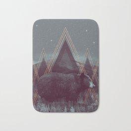 In Wildness | Bear Bath Mat