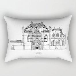 Batalha Rectangular Pillow