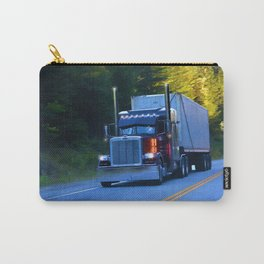 The Revelstoke Run Cargo Truck Carry-All Pouch