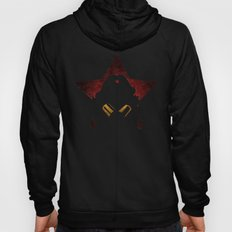 SuperHeroes Shadows : WonderWoman Hoody