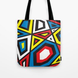 Primary colors 7 Tote Bag