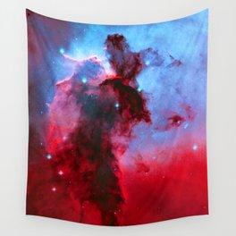 Eagle Nebula Stellar Spire Wall Tapestry