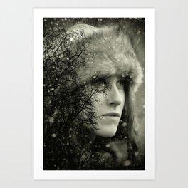My Winter Art Print