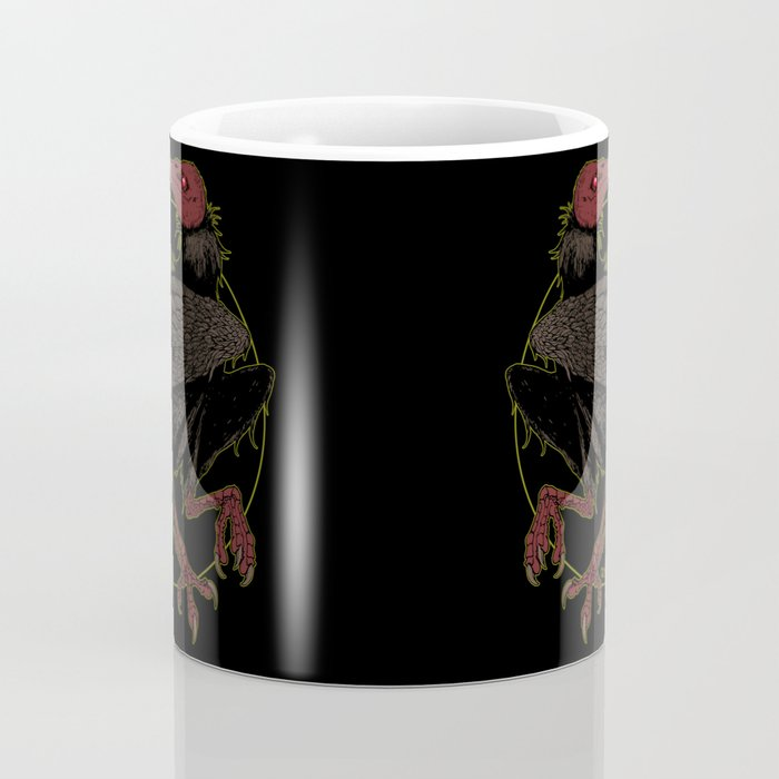 Vulture Coffee Mug