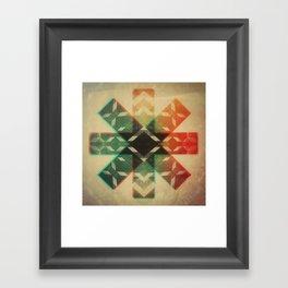 Technicolor Dream-o-Scope Framed Art Print
