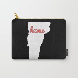 Vermont Is My Home USA State Pride Carry-All Pouch