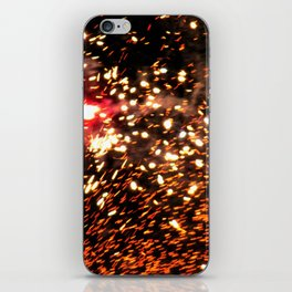 Festival (Art of Sparks) iPhone Skin