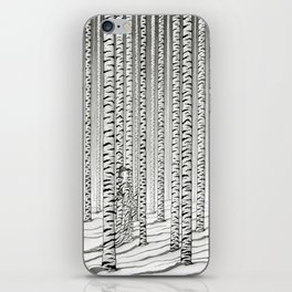 Concealment iPhone Skin