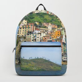Cinque Terre Italy Backpack