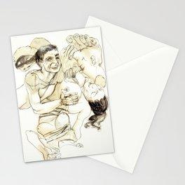 Tristan Corbière, Thick Black Trace, Elizir d'amor Stationery Cards