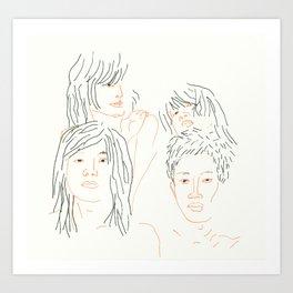 Joyside Art Print