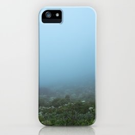Fog-get About It iPhone Case