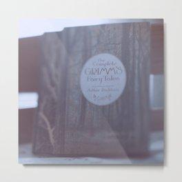 Grimm (1) Metal Print
