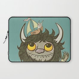 An Ode To Wild Things Laptop Sleeve
