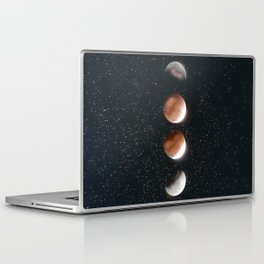 Phases of the Moon II Laptop & iPad Skin