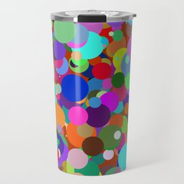 Circles #8 - 03132017 Travel Mug