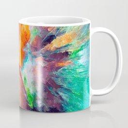 Multi color abstarct #society6 Coffee Mug