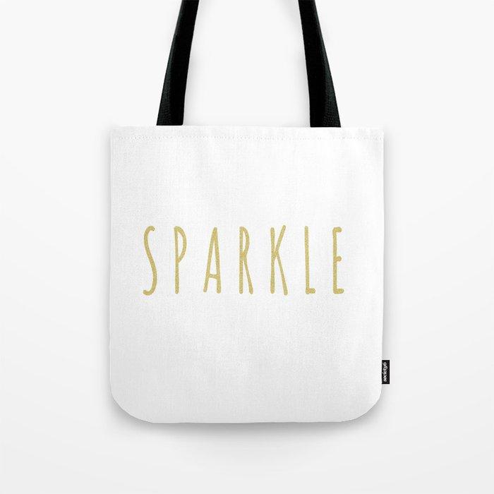 Sparkle! Tote Bag