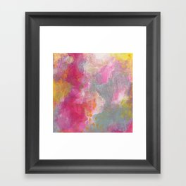 Graze Framed Art Print