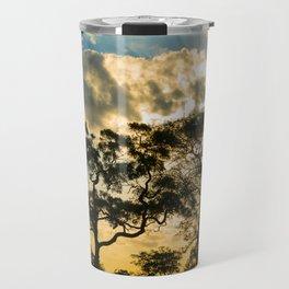 Sunset in South Africa Travel Mug