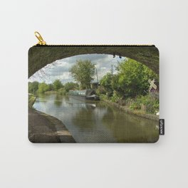 Barge thro the bridge Carry-All Pouch