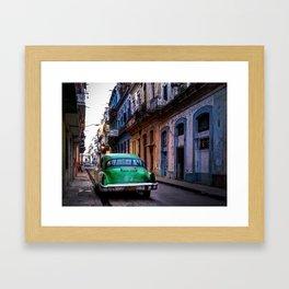 cuba_7 Framed Art Print