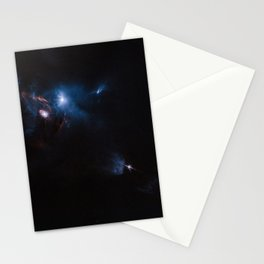 Hubble Space Telescope - Jets, bubbles and bursts of light in Taurus Stationery Cards