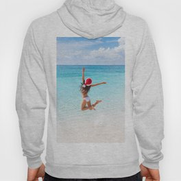 Christmas vacation under the Caribbean sun Hoody