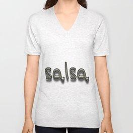 Salsa Yoff Unisex V-Neck