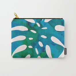 Monstera 1 Carry-All Pouch