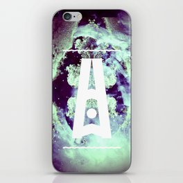 AURORA BOREALIS#02 iPhone Skin