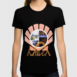 Seashell Strait T-shirt