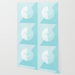 LOOK AT ME BLUE Wallpaper